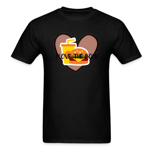 Food - Men's T-Shirt