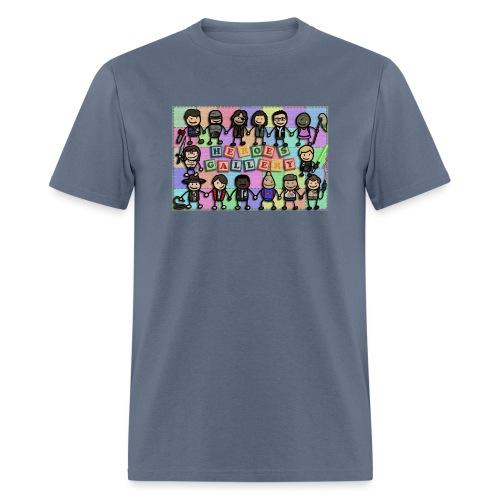 Heroes Gallery - Men's T-Shirt