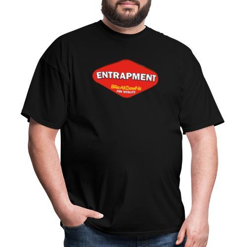 entrapmite - Men's T-Shirt
