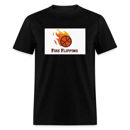 Fire hoodie - Men's T-Shirt