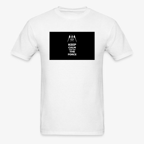 Keep Calm and Use the Force - Men's T-Shirt