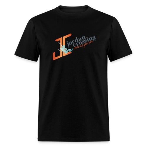 JordanCrossingFINAL 01 - Men's T-Shirt