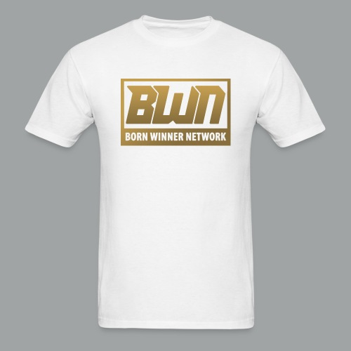 BWN (Gold) - Men's T-Shirt