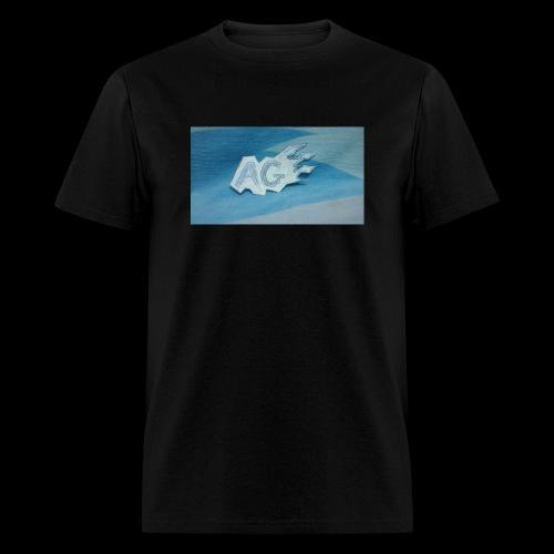 ALEX GAMING YT LOGO - Men's T-Shirt