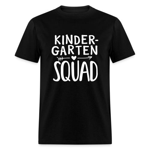 Kindergarten Squad Teacher Team T-Shirts - Men's T-Shirt