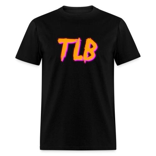 Theluckyboy54321 Logo - Men's T-Shirt