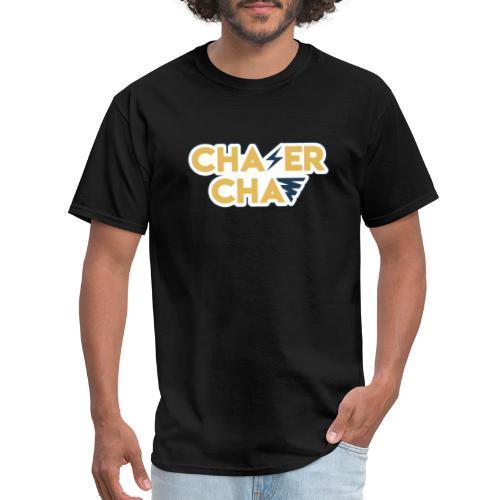 Chaser Chat Logo - Men's T-Shirt