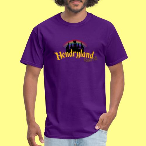 HENDRYLAND logo Merch - Men's T-Shirt