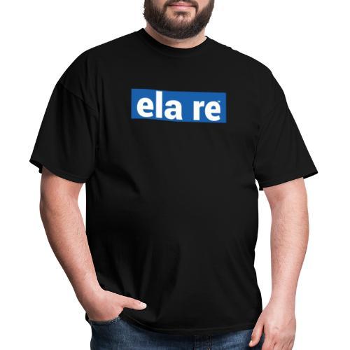 ela re - Men's T-Shirt
