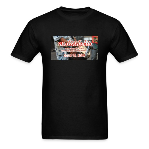Picture Design - Men's T-Shirt
