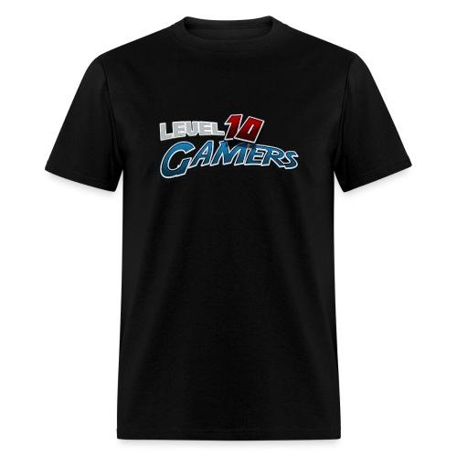 Level10Gamers Logo - Men's T-Shirt
