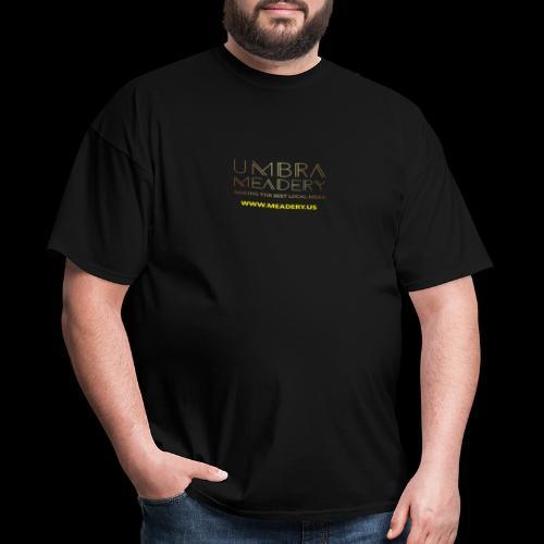 Umbra Meadery Logo Merch - Men's T-Shirt