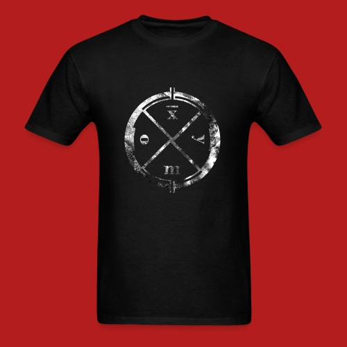 Logo Clan Of Xymox - Men's T-Shirt