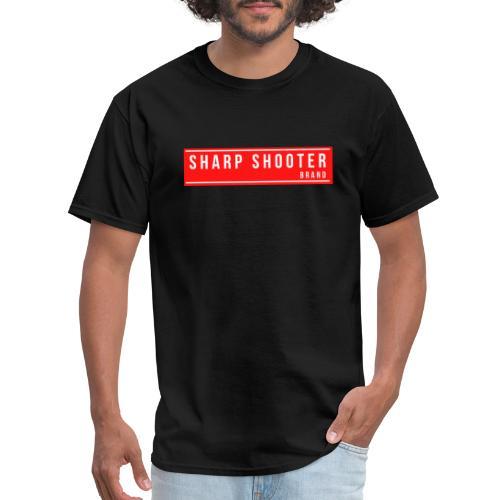 SHARP SHOOTER BRAND 1 - Men's T-Shirt