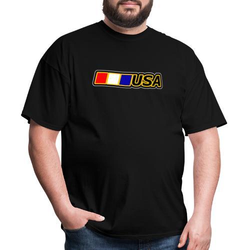 USA - Men's T-Shirt