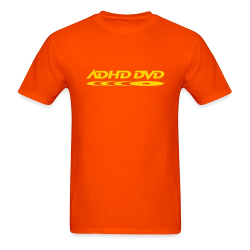 ADHD DVD - Men's T-Shirt