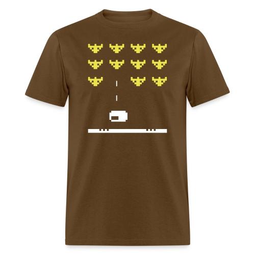 invaders - Men's T-Shirt
