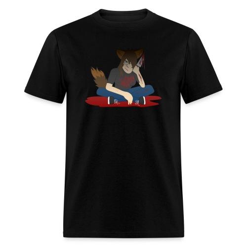 KR ASMR Murderer Kiba - Men's T-Shirt