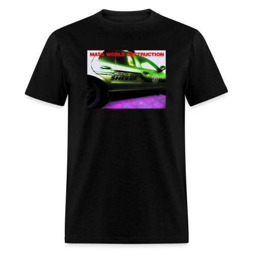 Walla Walla Police Department - Men's T-Shirt