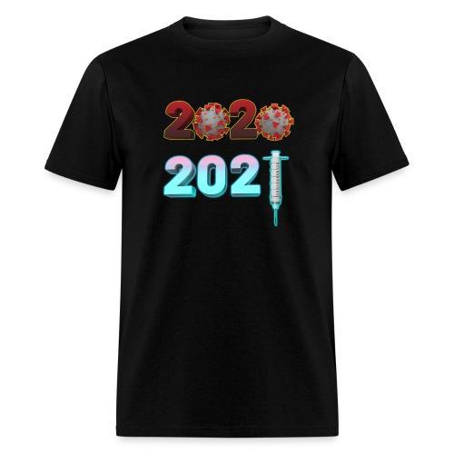 2021: A New Hope - Men's T-Shirt