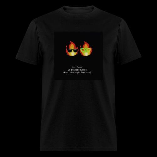 KIDICE HOTBOYZ cover art - Men's T-Shirt