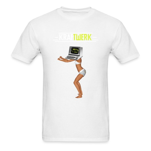 krafTWERK - Men's T-Shirt