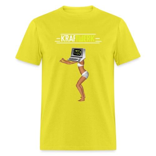 krafTWERK - Men's T-Shirt