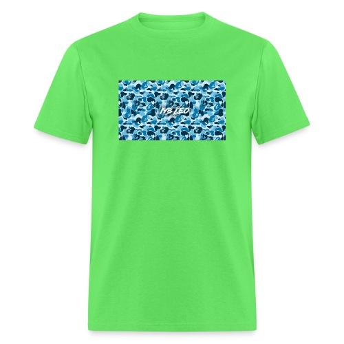 Iyb leo bape logo - Men's T-Shirt