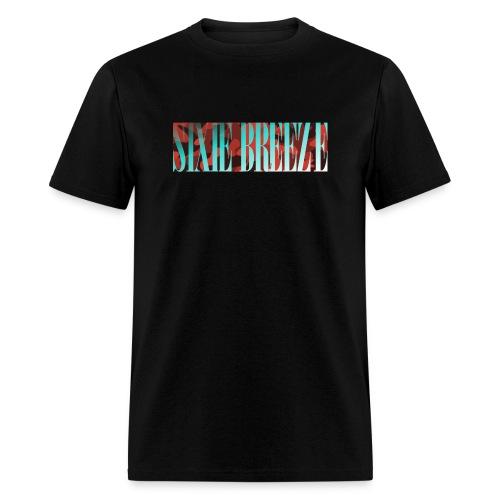 SIXIE CAMO LGHT BLUE - Men's T-Shirt