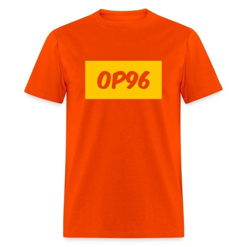 OP96FirstLogo - Men's T-Shirt
