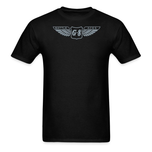 G 8 Wings 1 color - Men's T-Shirt