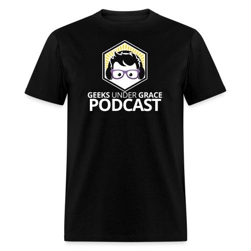 PodcastTshirt png - Men's T-Shirt