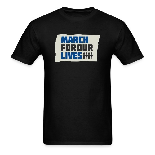 March For Our Lives 2018 T Shirts - Men's T-Shirt