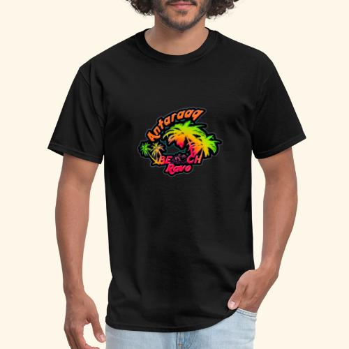 Antaraag Beach Rave Designs - Men's T-Shirt