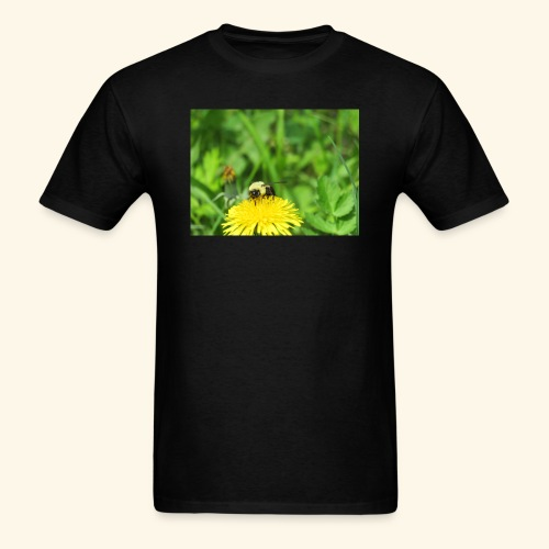 Dandelion Bee - Men's T-Shirt