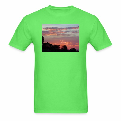 Sunset of Pastels - Men's T-Shirt
