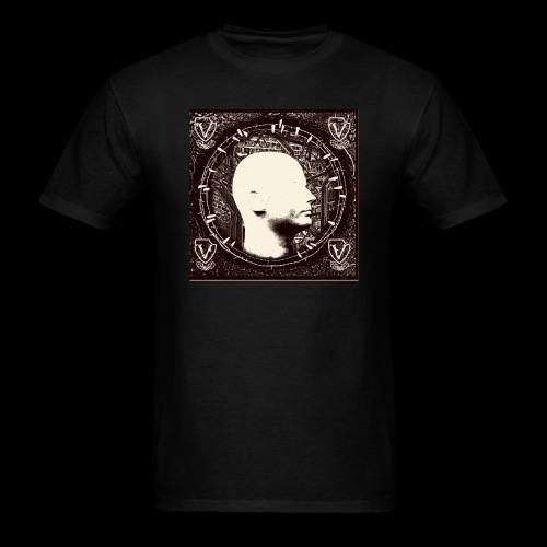 VV digital affairs neurotic - Men's T-Shirt