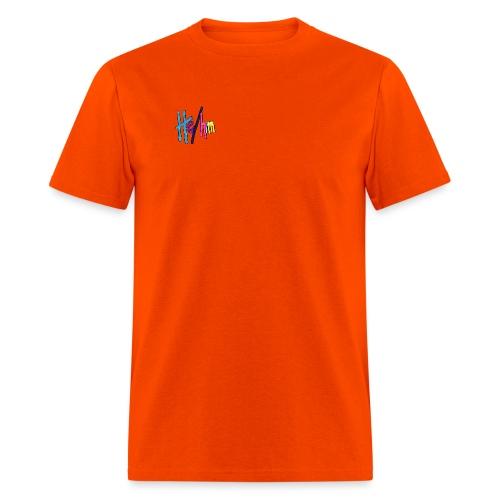 He/Him 1 - Small (Nametag) - Men's T-Shirt