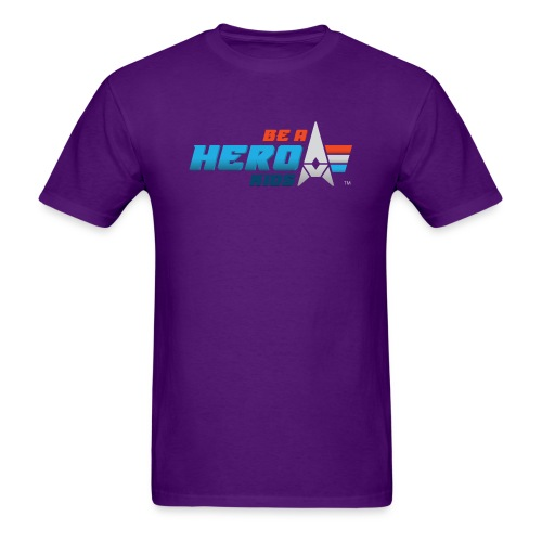 BHK primary full color stylized TM - Men's T-Shirt