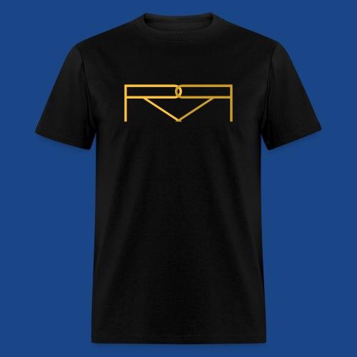 ronald renee gold - Men's T-Shirt