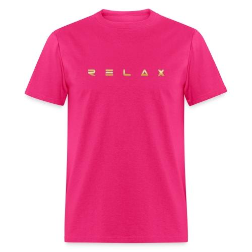 Relax gold - Men's T-Shirt