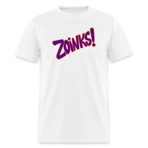 Zoinks - Men's T-Shirt