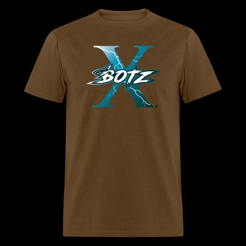 BOTZ X Logo Plain - Men's T-Shirt