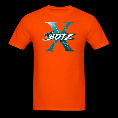 BOTZ X Logo Plain - Men's T-Shirt