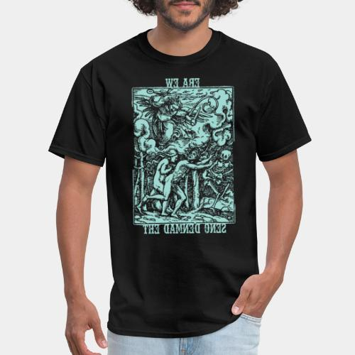 bible verse damnation - Men's T-Shirt