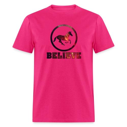 Believe Unicorn Universe 5 - Men's T-Shirt