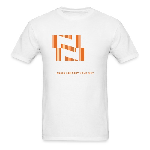 nn logolarge - Men's T-Shirt
