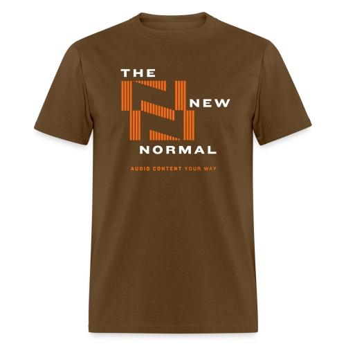 nn logolarge - Men's T-Shirt