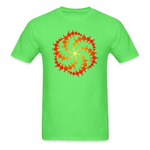 Crop circle - Men's T-Shirt