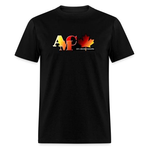 atv.mom.canada - Men's T-Shirt